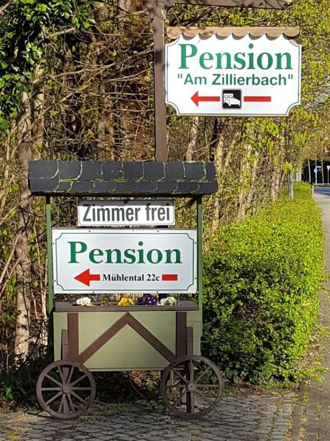 Ihre preiswerte pension am zillierbach in wernigerode am harz for Pension wernigerode